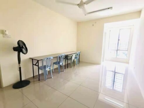 room for rent, medium room, setapak, Medium room for rent @PV16
