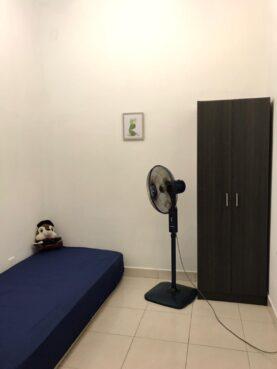 room for rent, single room, kota kemuning, [ 𝓞𝓝𝓔 𝓜𝓞𝓝𝓣𝓗 𝓓𝓔𝓟𝓞𝓢𝓘𝓣] AVAILABLE ROOM AT KOTA KEMUNING, SHAH ALAM