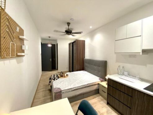 room for rent, studio, kota damansara, Luxury and Designated Studio