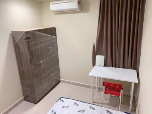 room for rent, medium room, ara damansara, PACIFIC PLACE/MEDIUM ROOM/FULLY FURNISHED/LRT STATION