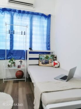 room for rent, single room, bukit jalil, Low Deposit! Room in Bukit Jalil with WIFI Near Pavilion