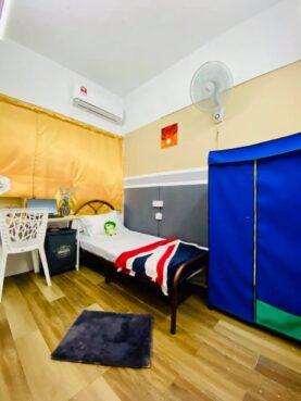 room for rent, single room, kepong, Low Deposit Single Room for Rent at Kepong