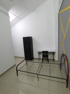 room for rent, medium room, ss 2, Include utility, internet and cleaning - ss2 Middle room