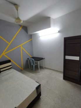 room for rent, single room, ss 2, Near 3 Damansara - Include utility, internet and cleaning - ss2 single room