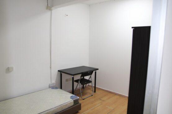 room for rent, single room, cyberjaya, room with balcony