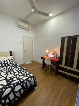 room for rent, single room, shah alam, ‼️FREE UTILITIES LOW DEPOSIT‼️Fully Furnished Single Room at Paramount Utropolis Glenmarie