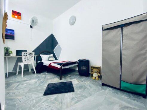 room for rent, medium room, shah alam, [FULLY FURNISHED ROOM] Medium Room for Rent at Alam Impian, Shah Alam