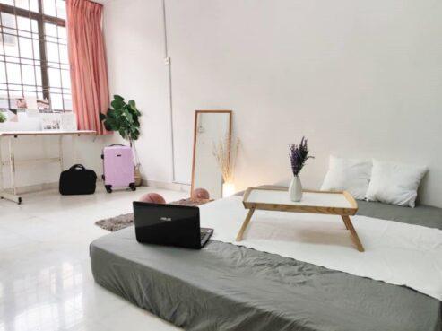 room for rent, master room, bangsar park, Low Deposit Rental~Master Room for Rent at Bangsar