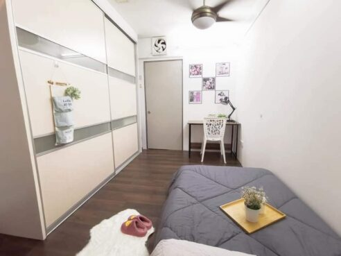 room for rent, single room, bukit jalil, Low Deposit ~Room in Bukit Jalil with WIFI Near Pavilion