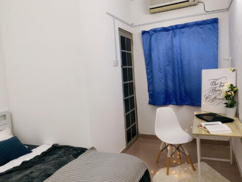 room for rent, medium room, taman tun dr ismail, Welcome Short Term ~ New Medium Room Unit for Rent at TTDI, KL