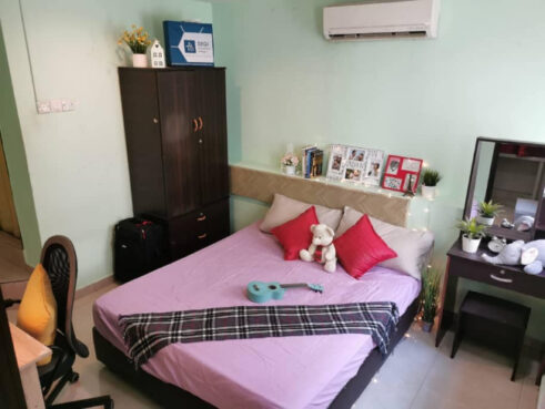 room for rent, master room, taman tun dr ismail, Low Deposit ~ Exclusive Master Room for Rent at TTDI, KL