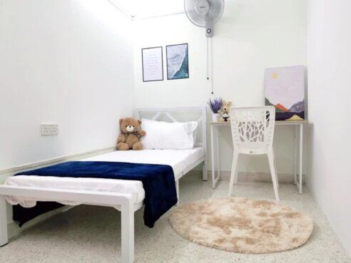 room for rent, medium room, ss7, Low Deposit! ~ Available Medium Room at Taman Sea, Kelana Jaya