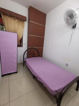 room for rent, medium room, bangsar, [ (1+1) Deposit] Fully Furnished Medium Room for Rent at Bangsar South