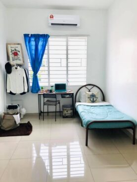 room for rent, medium room, setia alam, URGENT MOVE IN~SINGLE ROOM FOR RENT AT SETIA ALAM
