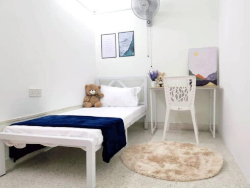 room for rent, single room, bukit jalil, Low Deposit Room Available at Mutiara Bukit Jalil, Kuala Lumpur