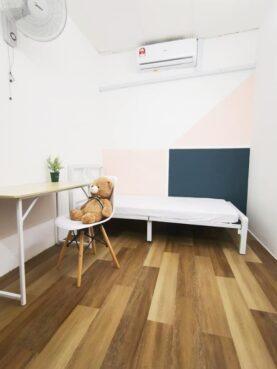 room for rent, single room, puchong, [Low Deposit] Medium Room at Taman Wawasan, Puchong
