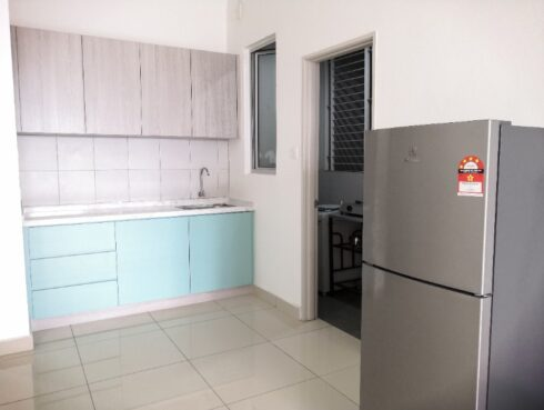 room for rent, medium room, wangsa maju, Wangsa Maju Residensi Rampai | Medium Room Chinese/Malay Female