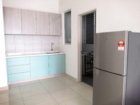 room for rent, master room, wangsa maju, Wangsa Maju Residensi Rampai | Master Room