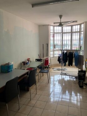 room for rent, full unit, taman connaught, Angkasa Condominium Whole Unit for rent, nearby UCSI, super cheap rental for a fully furnished with A/C unit!