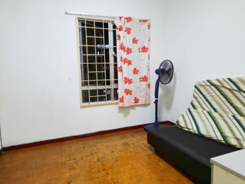 room for rent, single room, puchong, D'Kiara Apt; Pusat Bandar Puchong (setiawalk, ioi mall, PFCC, Colombia Hospital)