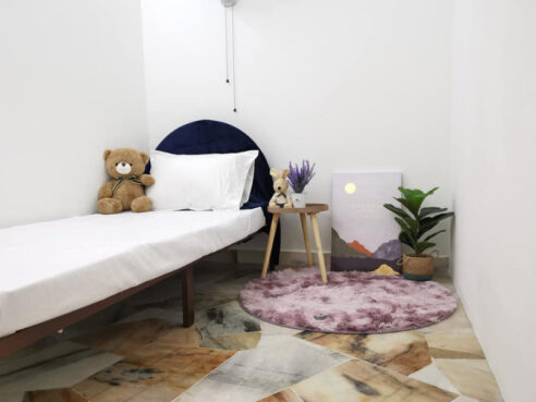 room for rent, single room, ss 2, Comfy Single Room for rent at SS2 PJ