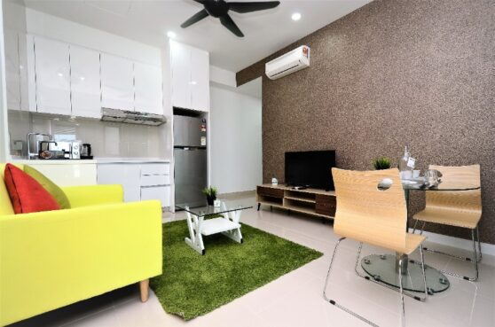 room for rent, single room, kuala lumpur, Studio in a Luxury Condo