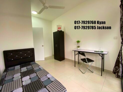 room for rent, single room, sentul, PRIVATE ROOM for rent @ SENTUL near Jalan Ipoh