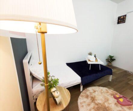 room for rent, single room, ttdi plaza, Low Deposit! Single Room in TTDI Near MRT Station with WIFI