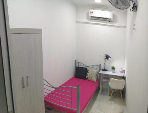 room for rent, medium room, bukit bintang, Bukit Ceylon Room Rent, Monorail Bukit Bintang, Zero Deposit, Pavilion, Free Wifi, Safety