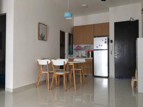 room for rent, single room, wangsa maju, Single Room with KLCC view at Wangsa Maju