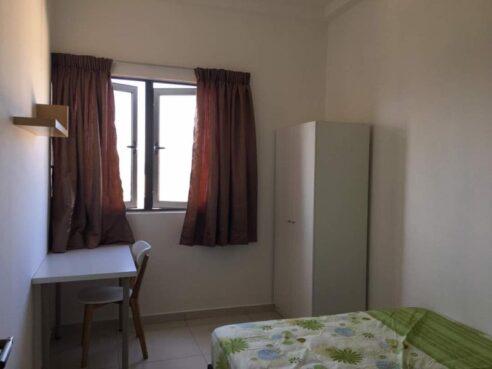 room for rent, medium room, wangsa maju, Medium Room with KLCC view at Wangsa Maju
