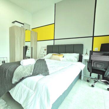room for rent, medium room, perai, 🔥🔥Brand New Middle Room Without Balcony @ Meritus Residensi, Seberang Perai,Prai, Penang.