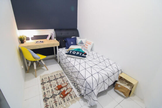 room for rent, single room, chow kit, No Deposit, Room From RM 500, 24 Hours CCTV, Nearby LRT PWTC, Next To Sunway Putra Mall