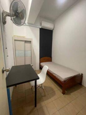 room for rent, single room, pudu, Zero Deposit Room, Pudu Plaza ! Near LRT PUDU, ICC PUDU, Next To Berjaya Times Square
