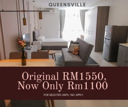 room for rent, studio, bandar sri permaisuri, Cheras Studio Near LRT& KTM