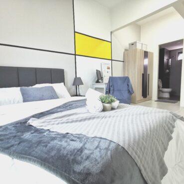 room for rent, master room, 13600 seberang perai, 🔥🔥Brand New Master Room @ Meritus Residensi, Seberang Perai,Prai, Penang.