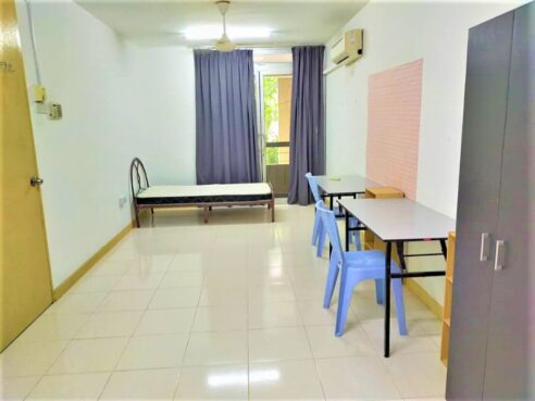 room for rent, master room, cyberjaya, Super Spacious Master Room with Private Bathroom