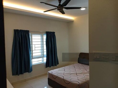 room for rent, medium room, puchong, Middle Room to Rent - Free One Month Stay