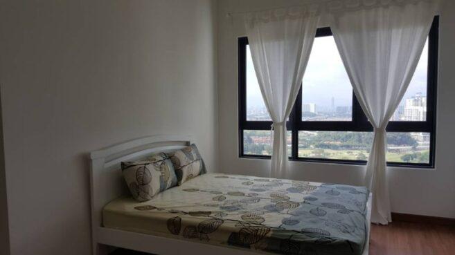 room for rent, medium room, bukit jalil, Medium Room (Golf View unit) for rent at The Link 2 Bukit Jalil