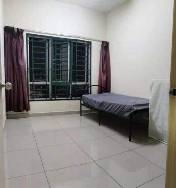 room for rent, master room, bandar kinrara, Master Room (KLCC View) at OUG Parklane, Old Klang Road
