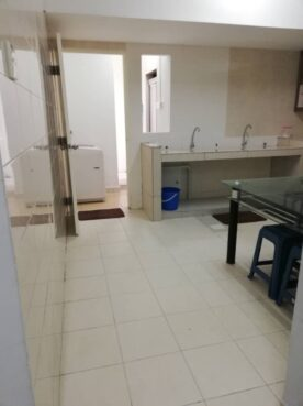 room for rent, single room, jalan hang isap, ROOM 4 - Sri Emas Condominium is just 5 min walking distance from Bukit Bintang - FOR FEMALE ONLY!
