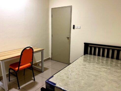 room for rent, medium room, ara damansara, PACIFIC PLACE ARA DAMANSARA/MEDIUM ROOM/FULLY FURNISHED/LRT STATION