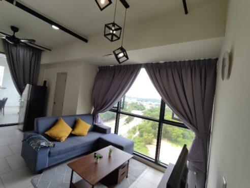 room for rent, full unit, cyberjaya, Luxury Apartment one bedroom for rent in Cyberjaya