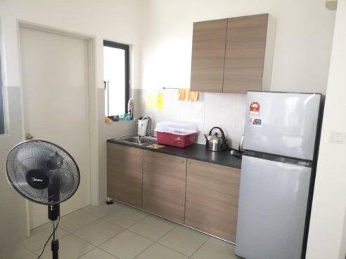 room for rent, master room, bukit jalil, Next to LRT Station Fully Furnished Master bedroom in Casa Green Bukit Jalil