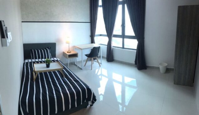room for rent, medium room, sungai besi, 🔥 Zero Deposit & Free Utilities 🔥 Medium Room at The Vyne, Sungai Besi Fully Furnished (no LRT no MRT no KTM)