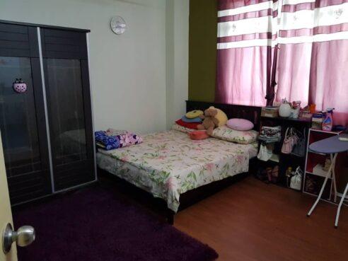 room for rent, master room, taman oug, Master room furnish rent greenpark condo old klang road