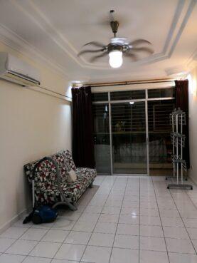 room for rent, single room, taman pandan mewah, Sri Pandan Condo Single Room to rent