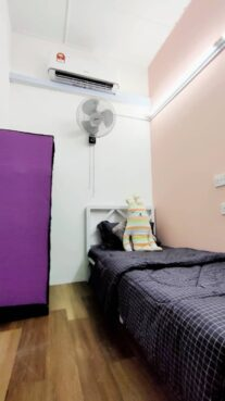 room for rent, single room, sungai besi, Low Rental Room for rent Sungai Besi