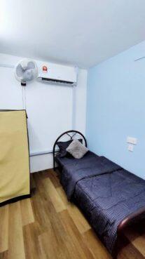 room for rent, single room, sungai besi, Long Short-Term Room for rent Sungai Besi