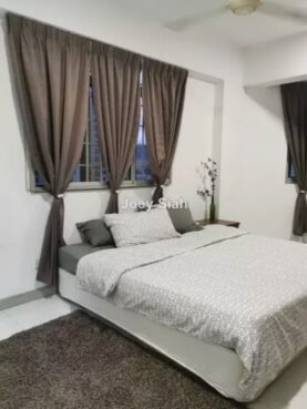 room for rent, master room, one ampang avenue, Private master bedroom @ South View One Ampang Avenue for rent